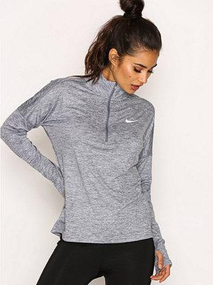Sportkläder - Nike NK Dry Elmnt Top Hz Blå