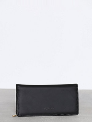 Topshop PAX Flap Shot Purse Black