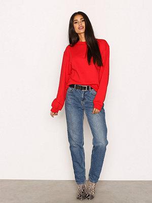 J. Lindeberg Rubina JL Sweater Deep Red
