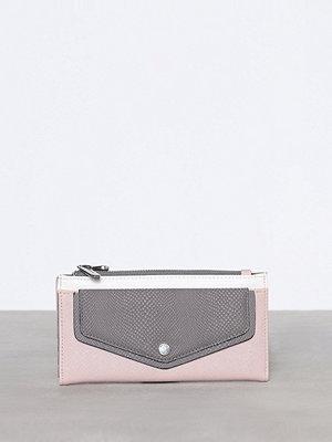 Plånböcker - Topshop Front Pocket Block Purse Pink