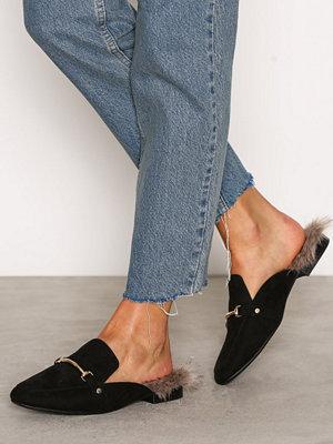 NLY Shoes Slip Loafer Svart