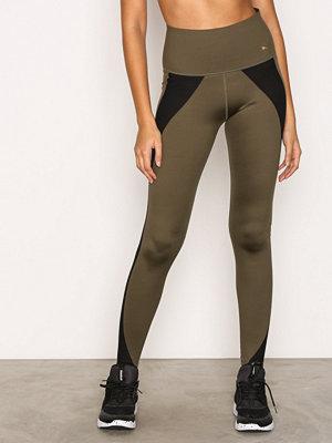 Sportkläder - Puma Powershape Tight Olive
