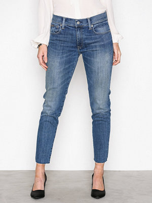 Polo Ralph Lauren Tompkins Cropped Jeans Indigo