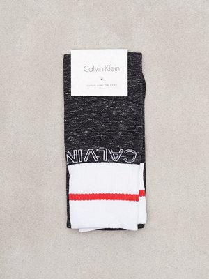 Strumpor - Calvin Klein Underwear Kyra Modern Logo Tube Onyx