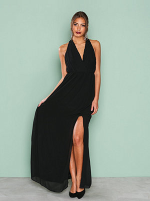 TFNC Cannery Maxi Dress Black