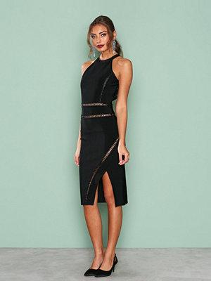 True Decadence Sleeveless Dress Black