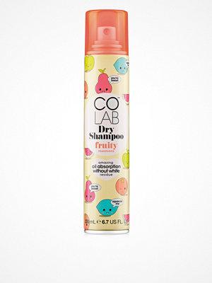Hårprodukter - COLAB Fruity Dry Schampoo 200ml Transparent
