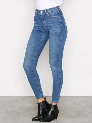 Jeans - Topshop MTD Leigh Jeans L Denim