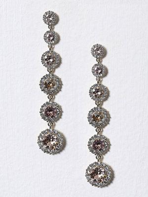 Lily and Rose örhängen Celeste Earrings Champagne