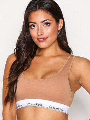 BH - Calvin Klein Underwear Bralette Camel
