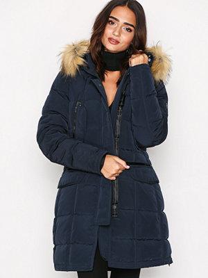 Blonde No.8 Lech Jacket Fake Fur Navy