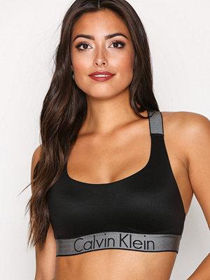 BH - Calvin Klein Underwear Bralette Unlined Svart