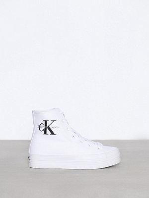 Calvin Klein Jeans Zabrina Canvas Vit