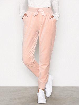Odd Molly persikofärgade byxor Get Along Pant Rose