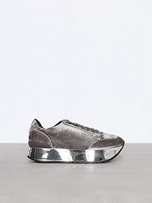 Calvin Klein Jeans Cate Velvet Silver/Silver