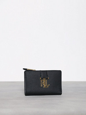 Lauren Ralph Lauren New Compact Wallet Black