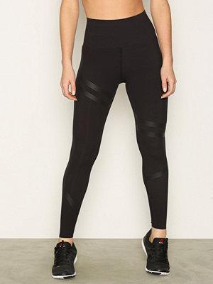 Sportkläder - Reebok Performance Linear High Rise Tight Svart