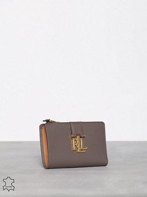 Plånböcker - Lauren Ralph Lauren New Compact Wallet Falcon
