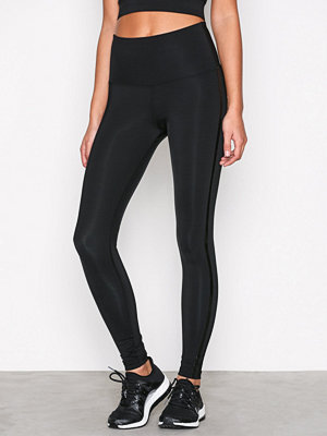 Sportkläder - Fashionablefit High Shiny Shape Tights Svart