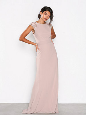 TFNC Narissa Maxi Dress Mink