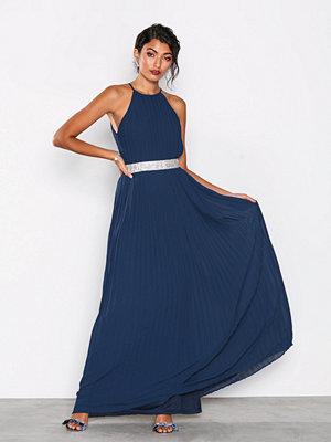 TFNC Serene Maxi Dress Navy