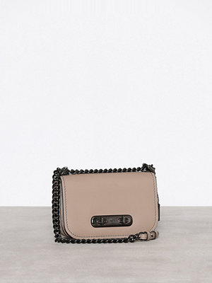 Coach axelväska Swagger 20 Shoulder Bag Stone