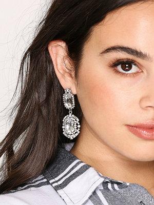 Pieces örhängen Pcraima Earrings Silver