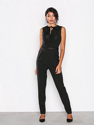Jumpsuits & playsuits - TFNC Gala Jumpsuit Black
