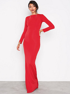 Honor Gold Bella Maxi Dress Red