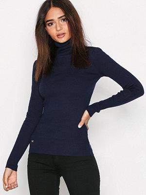 Lauren Ralph Lauren Amanda Long Sleeve Sweater Navy