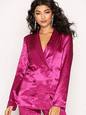 NLY Trend Dress You Up Blazer Fuchsia