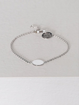 SOPHIE By SOPHIE armband Plate Bracelet Silver