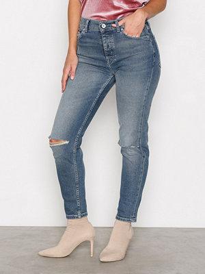 Tommy Jeans High Rise Slim Izzy Light Blue