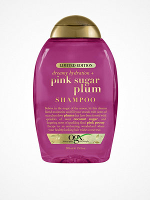 Hårprodukter - OGX Pink Sugar Plum Shampoo 385 ml Transparent