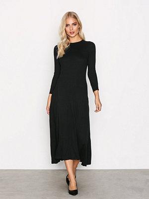 Polo Ralph Lauren Longsleeve Casual Dress Black
