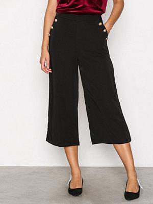 Glamorous svarta byxor Culottes Trousers Black