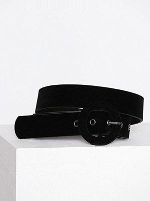 Bälten & skärp - Pieces Pcjohanna Waist Belt Svart