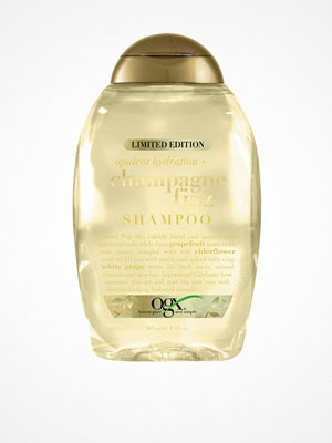 Hårprodukter - OGX Champagne Fizz Shampoo 385 ml Transparent