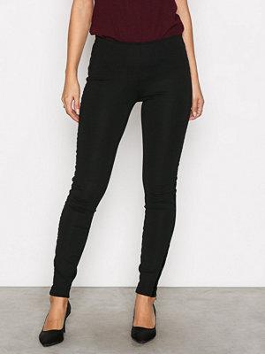 Polo Ralph Lauren svarta byxor Skinny Tux Pant Black