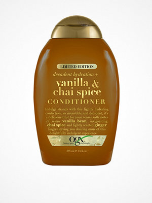 Hårprodukter - OGX Vanilla & Chai Spice Conditioner 385 ml Transparent