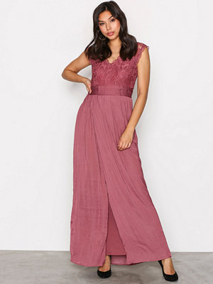 Vila Viponny Maxi Dress/2 Lila