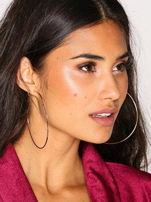 NLY Accessories örhängen Hoop Earrings Guld
