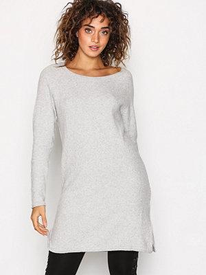 Only onlCELIA L/S Dress Knt Vit