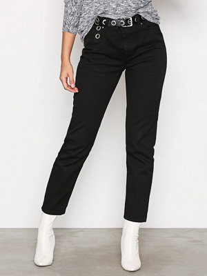 Dr. Denim Pepper Black