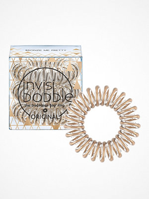 Övriga accessoarer - Invisibobble Time To Shine Collection Bronze