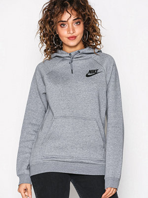 Street & luvtröjor - Nike NSW Rally Hoodie Carbon