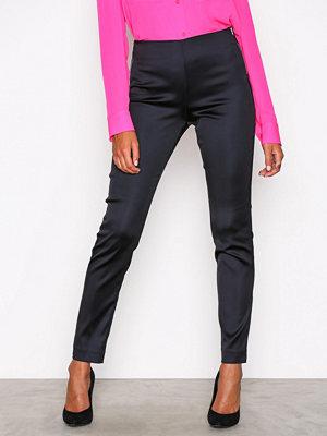 Samsøe & Samsøe svarta byxor Sion Pants Blue