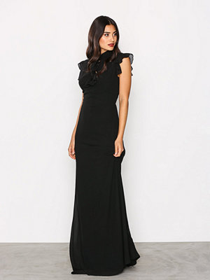 TFNC Beatrice Maxi Dress Black