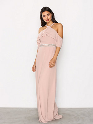 TFNC Aylin Maxi Dress Mauve