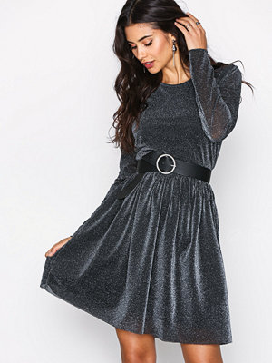 Pieces Pcrima L/S Dress Svart